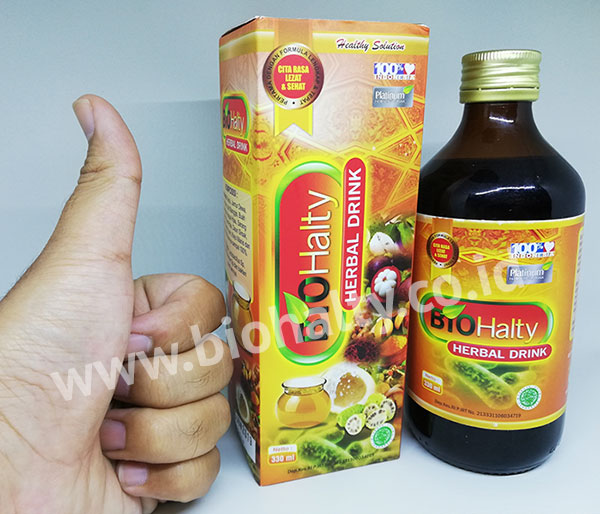 Biohalty Obat Diabetes Herbal Ampuh WA 085293837143
